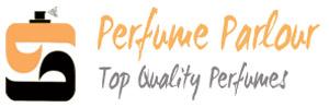Perfume Parlour parfyymikaupan logo