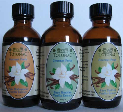 Arizona Vanilla Company Vaniljauutteet